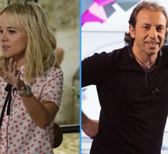Alizée et Philippe Candeloro.
