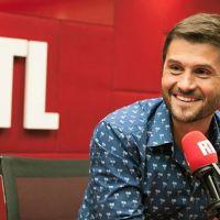 Christophe Beaugrand pris d'un fou rire sur RTL
