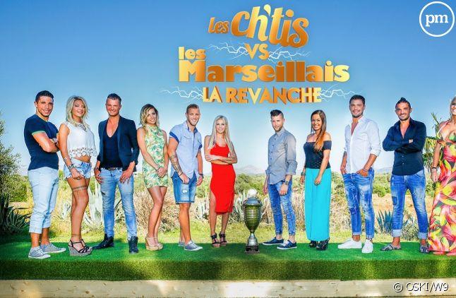 """""""Les Ch'tis vs Les Marseillais, la revanche"""", le 24 août sur W9"""