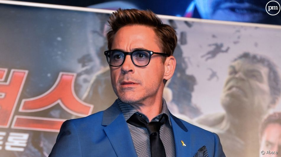 1. Robert Downey, Jr.