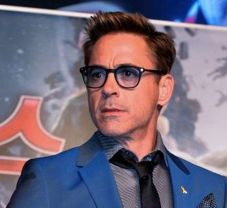 1. Robert Downey, Jr.
