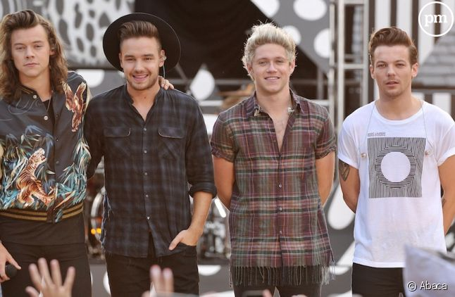 One Direction en tête du Top Singles français