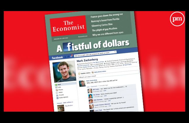 """""""The Economist""""."""