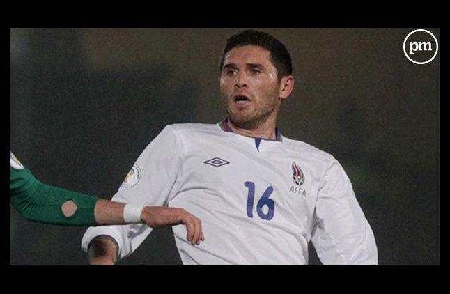 Le joueur azéri Javid Huseynov a été arrêté.