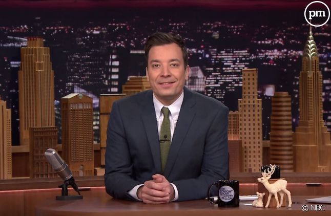 "Jimmy Fallon au ""Tonight Show"" jusque 2021"