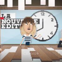 Clip de rentrée de Canal+ : La perfide apparition des