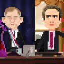 """Le président de """"Groland"""" en pixels dans le clip de Canal+ pour la rentrée 2015"""