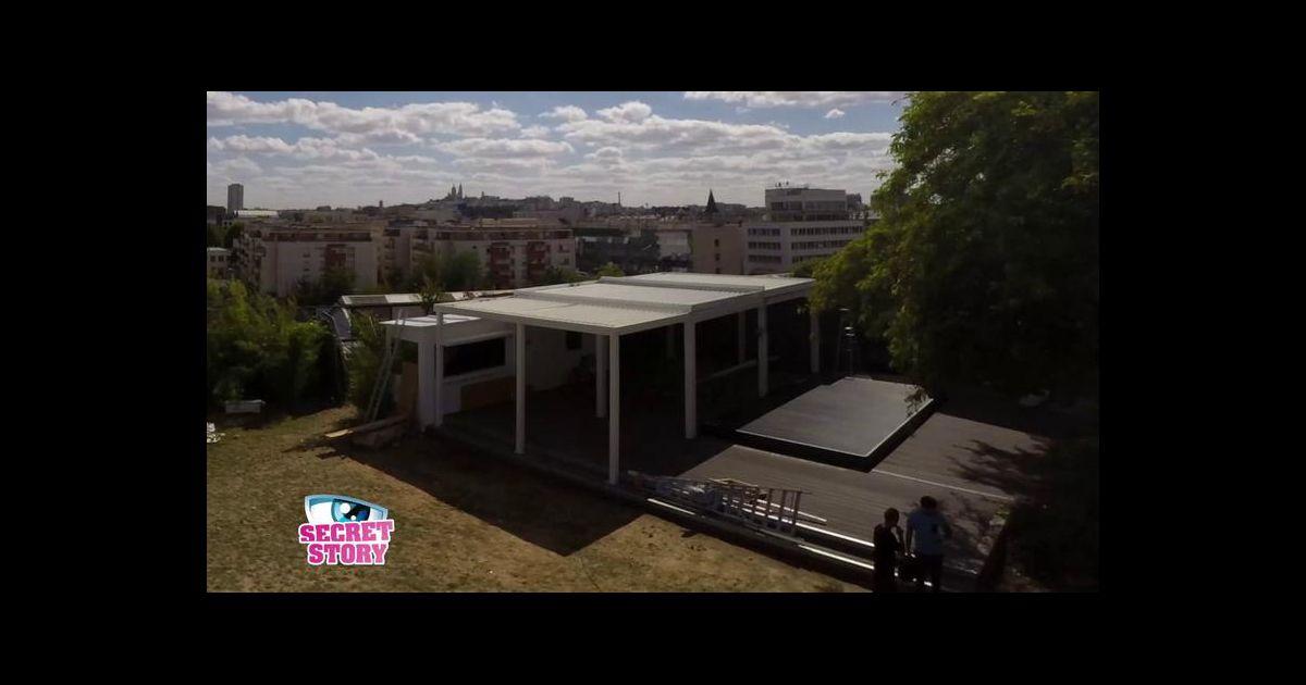La nouvelle maison de secret story en construction photo for Articles de la maison