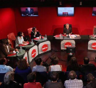 Laurent Ruquier présente 'Les Grosses Têtes'