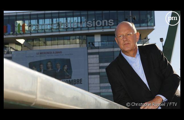 Rémy Pflimlin dirigeait France Télévisions depuis août 2010