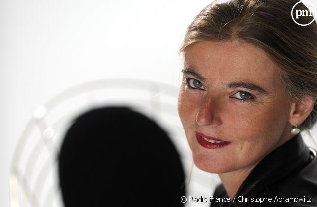 Sandrine Treiner, nouvelle patronne de France Culture