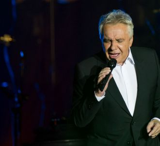 Michel Sardou, en concert.