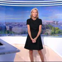 Claire Chazal tease le nouveau plateau des JT de TF1