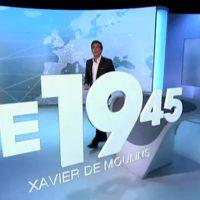 Lasers et réalité augmentée : TF1 et M6 dévoilent les nouveaux plateaux de leur JT