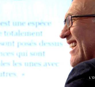 Laurent Ruquier satisfait de Yann Moix.