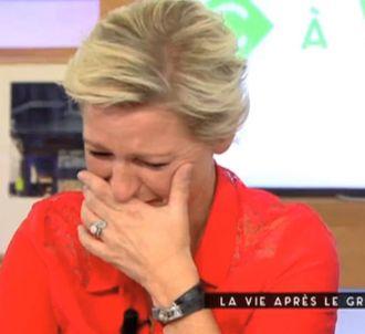 Anne-Elisabeth Lemoine et son fou rire 'inexplicable'...