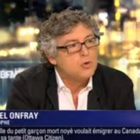 Michel Onfray :