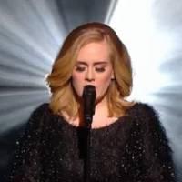 NRJ Music Awards 2015 : Pourquoi la prestation d'Adele est-elle quasi-introuvable sur le net ?