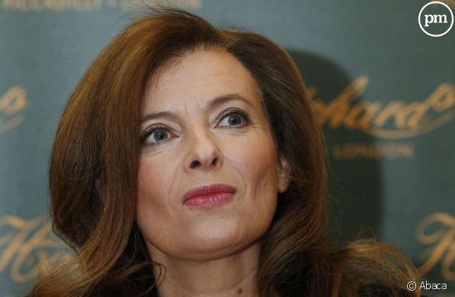 Valérie Trierweiler a un message pour François Hollande
