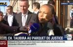 """Attentats : Christiane Taubira appelle au """"respect de la dignité des personnes décédées"""""""