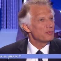 Quand Dominique de Villepin évoquait la guerre contre Daesh dans