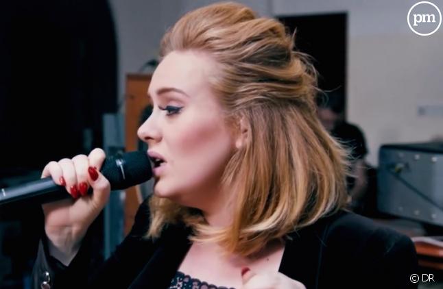 """Adele invitée de """"60 Minutes"""" Australie"""