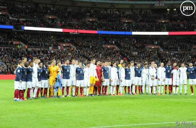 Le match France-Angleterre