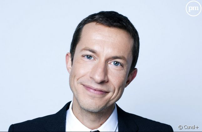 Grégoire Margotton, Canal+.