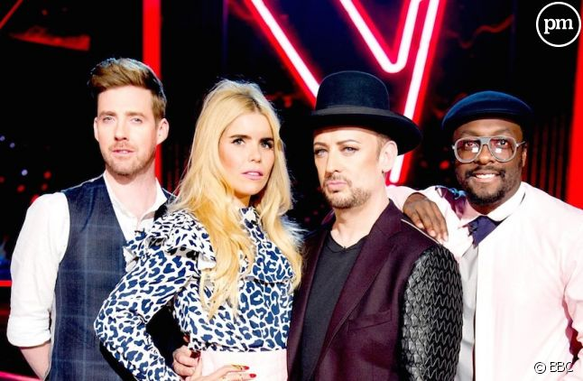 "ITV récupère ""The Voice UK"""