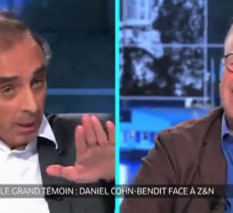 'Zemmour et Naulleau', sur Paris Première.
