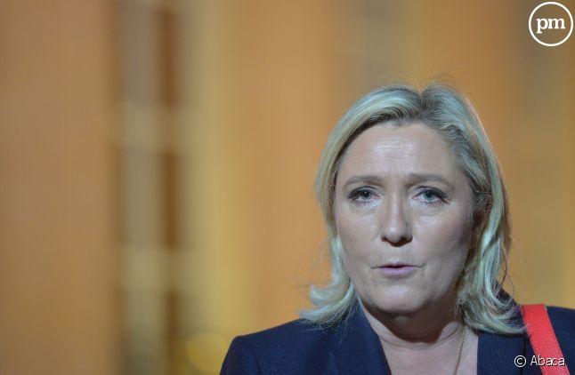"""Marine Le Pen veut supprimer les suventions de """"La Voix du Nord"""""""