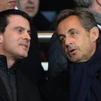 Europe 1 : Valls et Sarkozy invités de deux matinales spéciales