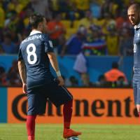 Karim Benzema au 20 Heures de TF1 mercredi dans une interview enregistrée