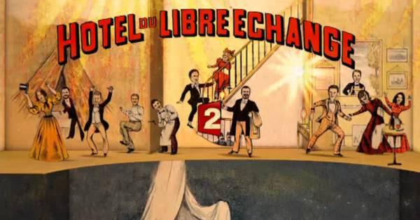 Th tre les animateurs de france 2 sur sc ne ce soir for Hotel pas cher ce soir