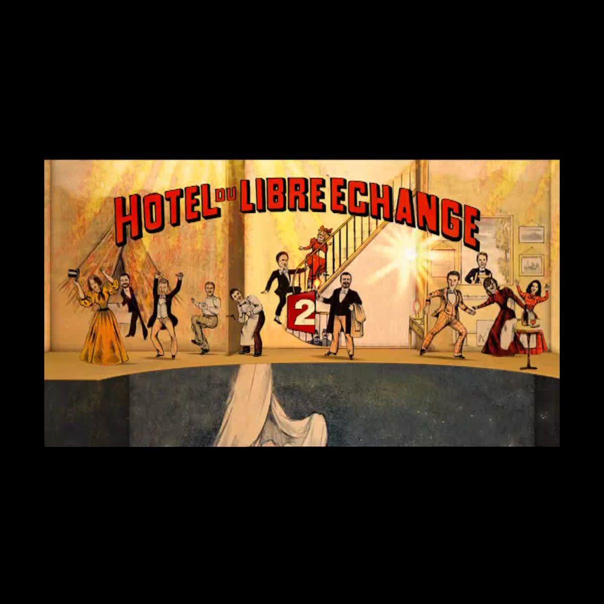 L 39 h tel du libre change ce soir sur france 2 vid o for Hotel pas cher ce soir