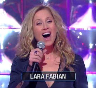 Lara Fabian s'invite dans 'N'oubliez pas les paroles'