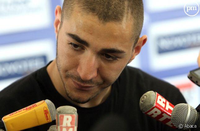 Karim Benzema, ce soir sur TF1.