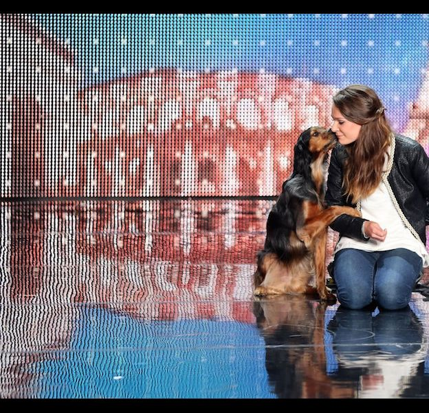 "Juliette et Charlie, finalistes de ""La France a un incroyable talent"""