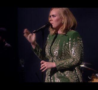 Adele, dans 'Alcaline'.