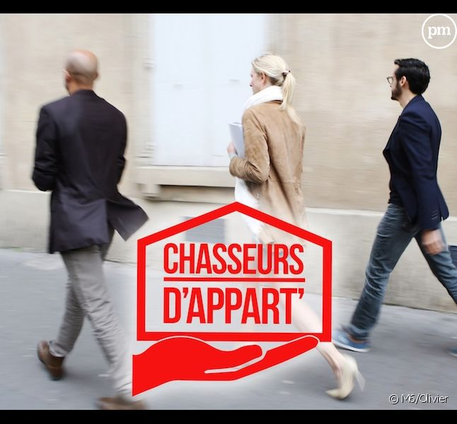 Chasseurs d 39 appart sur m6 photo puremedias - Chasseur d appart gagnant ...