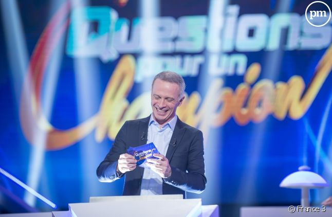 """Samuel Etienne dans """"Questions pour un champion"""" dès lundi."""