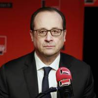François Hollande invité de France Inter demain soir