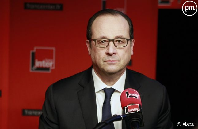 François Hollande sur France Inter le 19 février.