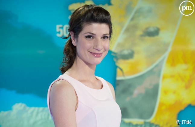 Chloé Nabédian, nouvelle Miss Météo de France 2