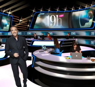 Nikos Aliagas lançait hier '19h Live'