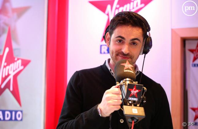 Camille Combal encore en hausse sur Virgin Radio
