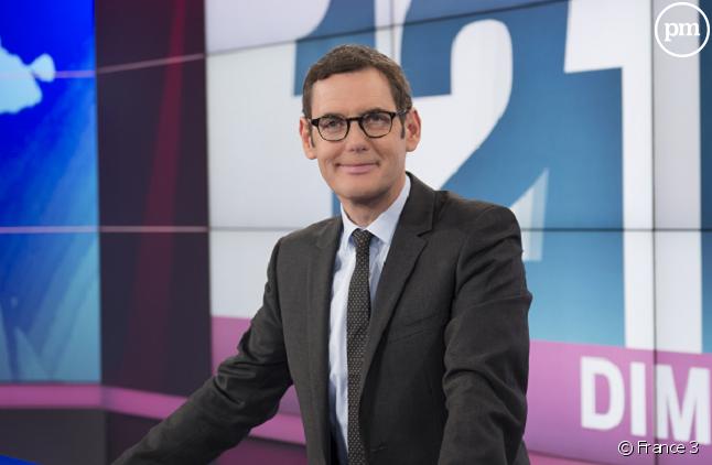 """Francis Letellier aux commandes de """"Dimanche en politique"""""""