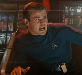 Chris Hemsworth dans 'Star Trek' en 2009
