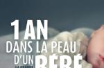 """""""1 an dans la peau d'un bébé"""" : le nouveau docu-fiction de M6 diffusé le 10 août prochain"""
