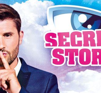 Christophe Beaugrand anime 'Secret Story'